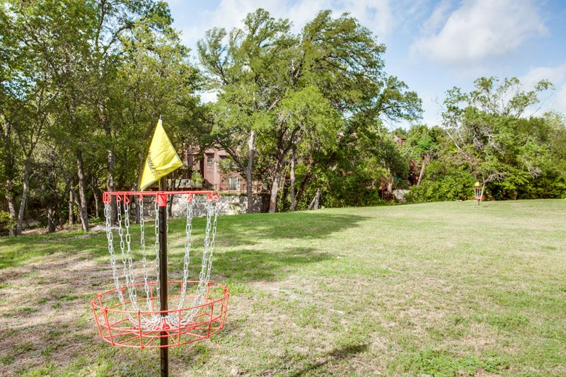 Disc Golf at Listing #136684