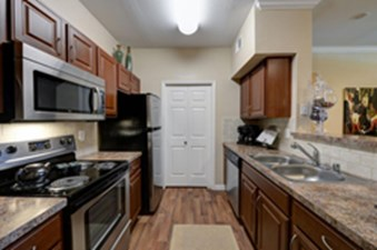 Kitchen at Listing #137685
