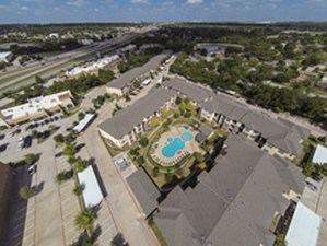 Aerial View at Listing #147798