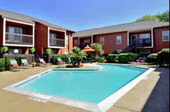 Pool at Listing #138348