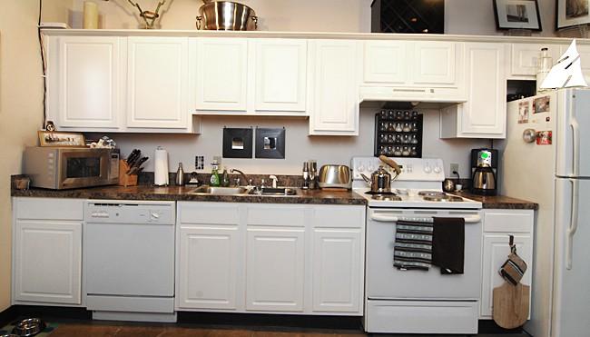 Kitchen at Listing #144157