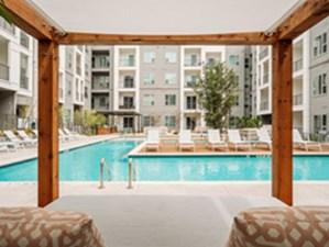 Pool at Listing #301282