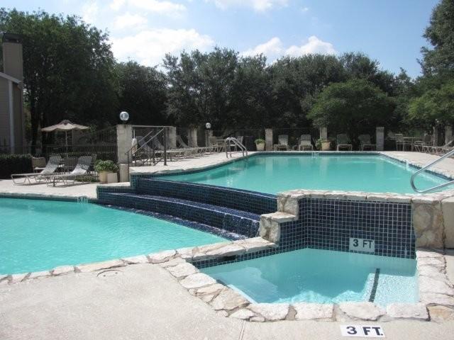 Pool at Listing #140238