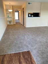 Living/Dining at Listing #138887