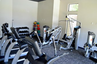Fitness Center at Listing #135935