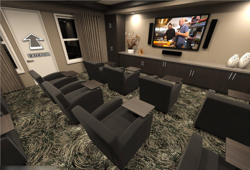 Theater at Listing #286557
