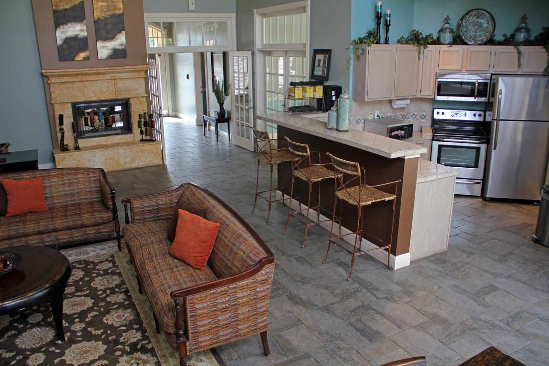 Clubhouse at Listing #141380