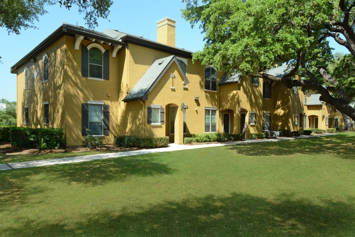 Park at Braun Station Apartments San Antonio TX