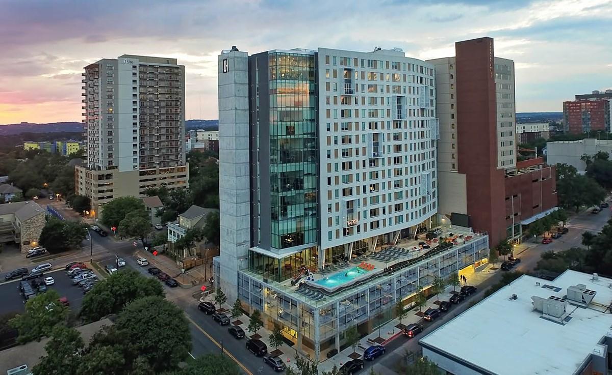 University House Apartments Austin, TX