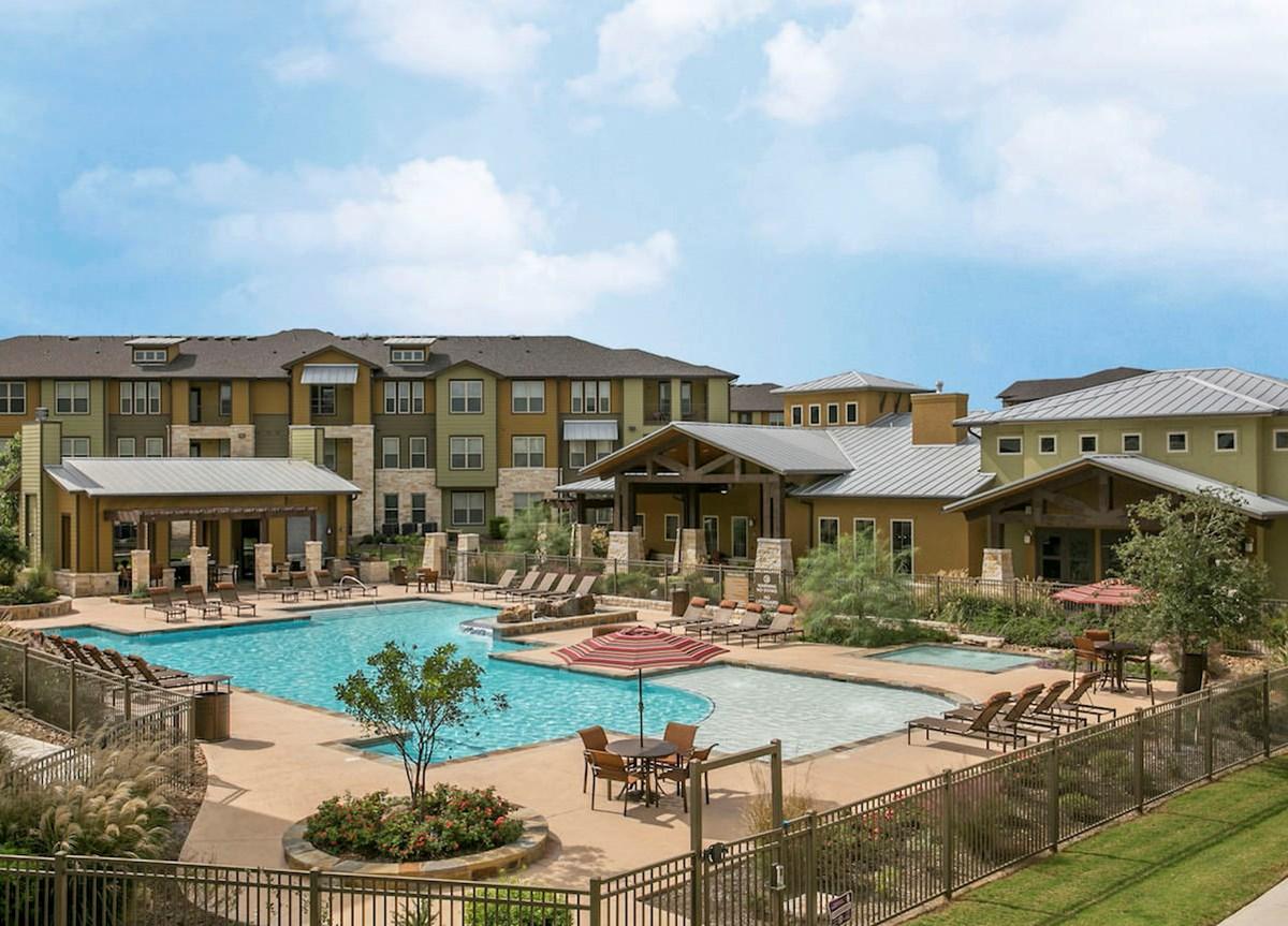 Pecos Flats Apartments San Antonio, TX