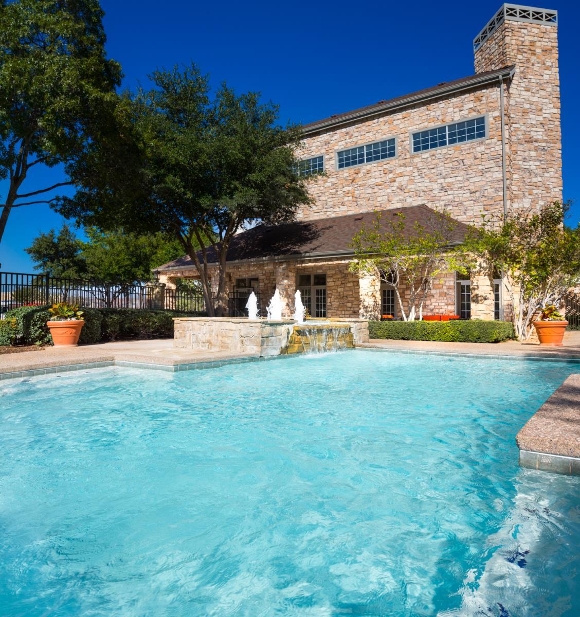 Pool at Listing #137839