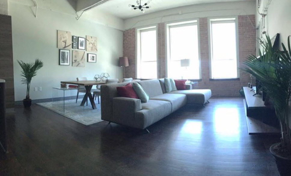 Living/Dining at Listing #231739