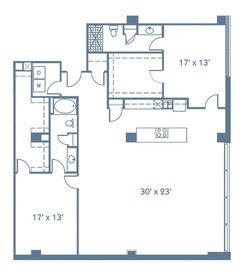 1,990 sq. ft. B10 floor plan