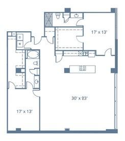 1,990 sq. ft. B10 floor plan