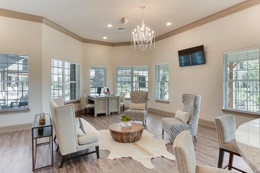 Clubhouse at Listing #248798