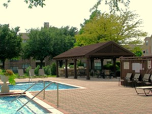 Pool at Listing #137875