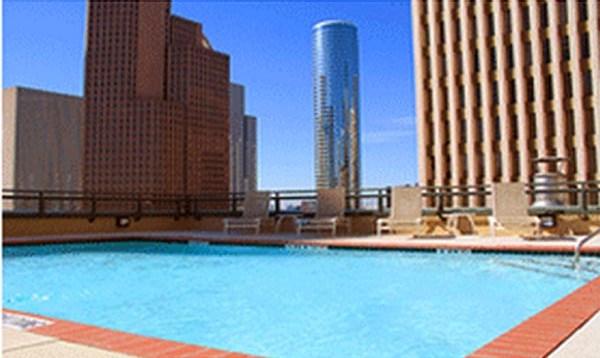 Pool at Listing #144204