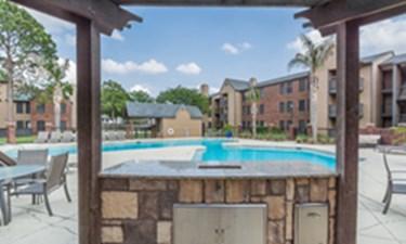 Pool at Listing #138868