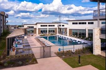 Pool Area at Listing #329219