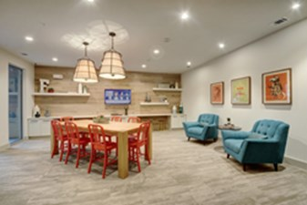 Lounge at Listing #286827