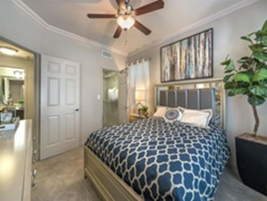Bedroom at Listing #137973