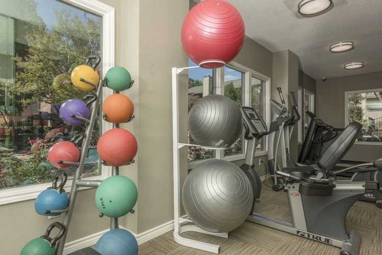 Fitness Center at Listing #135952