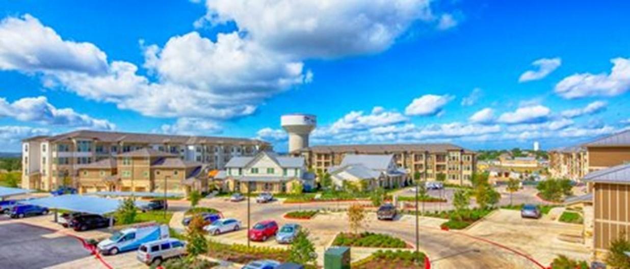 Bexley Round Rock Apartments