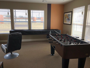 Gameroom at Listing #277550