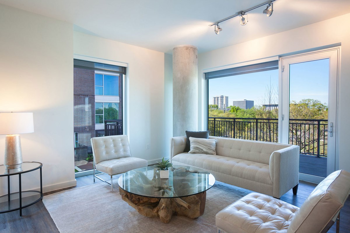 Living Area at Listing #260072