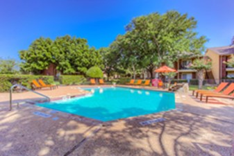 Pool at Listing #136918
