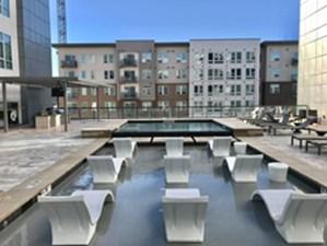Pool at Listing #301284