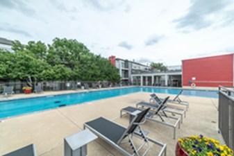 Pool at Listing #137132