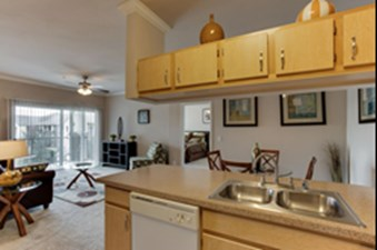 Dining/Kitchen at Listing #138885