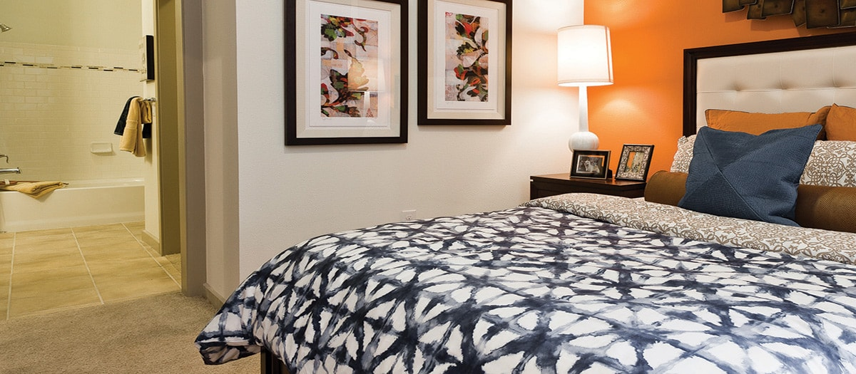 Bedroom at Listing #225639