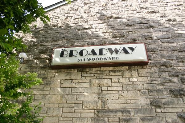 Broadway Apartments Austin TX