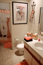 Bathroom at Listing #139709