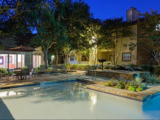 Pool at Listing #135654