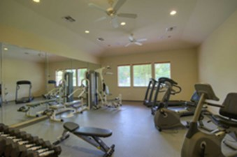Fitness Center at Listing #144469