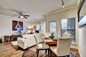 Living/Dinning at Listing #145780
