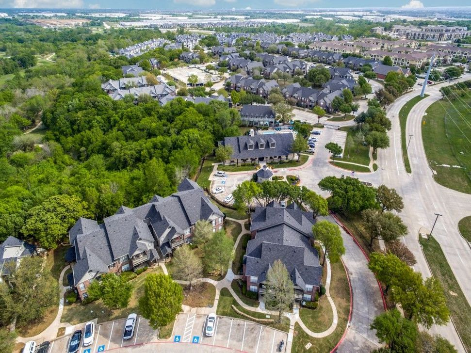 Aerial View at Listing #137862
