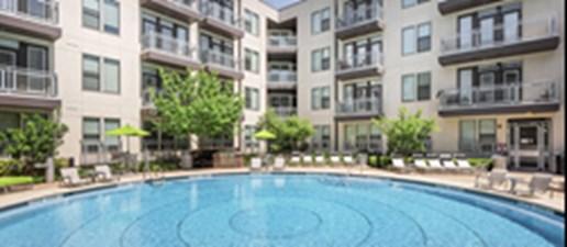 Pool at Listing #267356