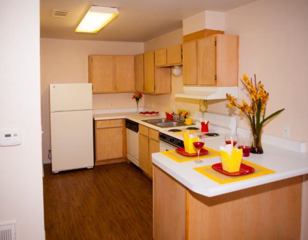 Kitchen at Listing #147870