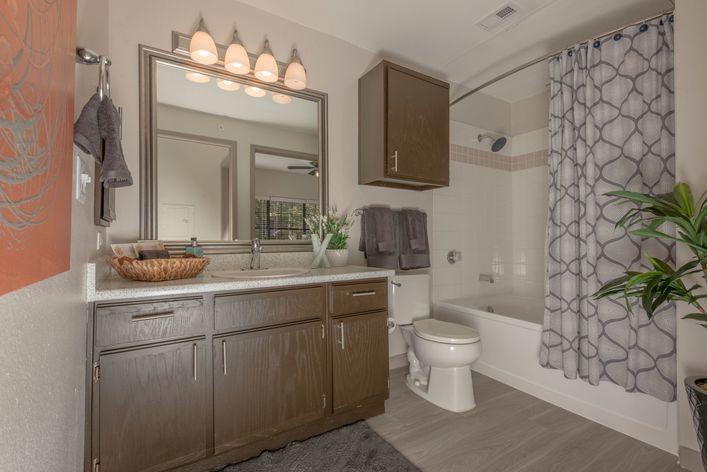 Bathroom at Listing #137657