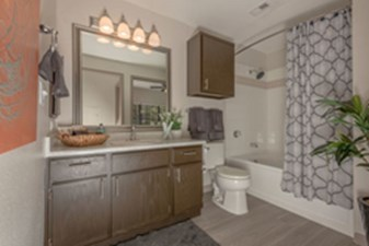 Bathroom at Listing #137657