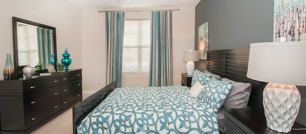 Bedroom at Listing #225882