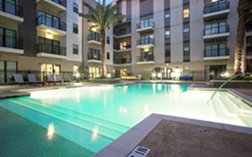 Pool at Listing #229090