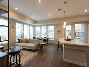 Living Area at Listing #279809