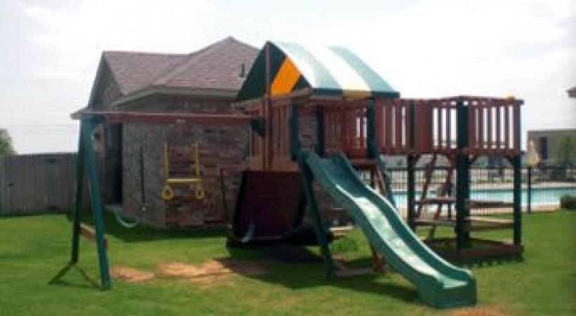 Playground at Listing #235129