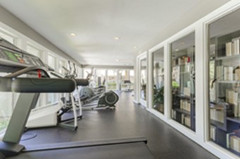 fitness center at Listing #137153