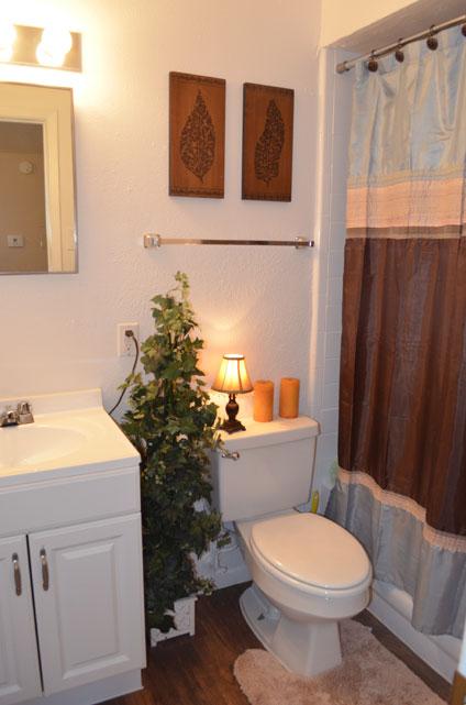 Bathroom at Listing #228642